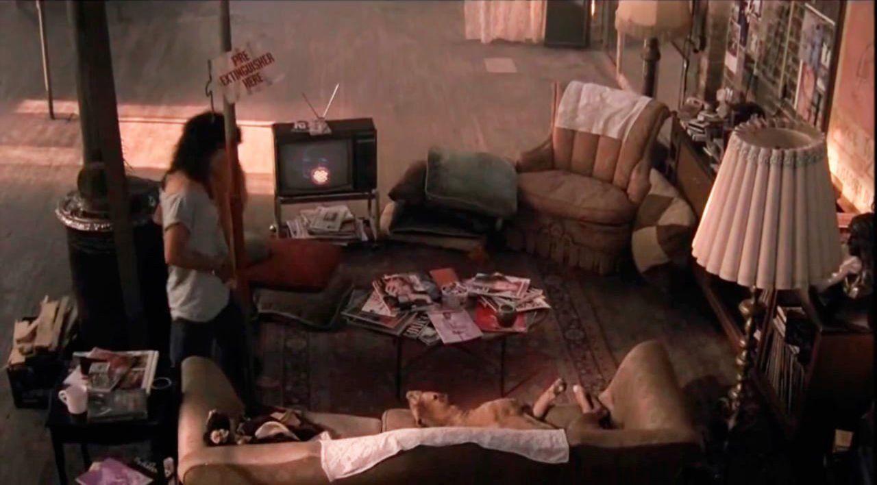 La casa de Alex Owens. De la película Flashdance.  Ver más acá -> http://bit.ly/14UyzYT