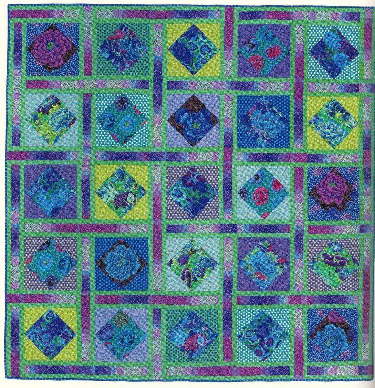 Water Garden Quilt Kit Quilt Inspiration Quilt Kits