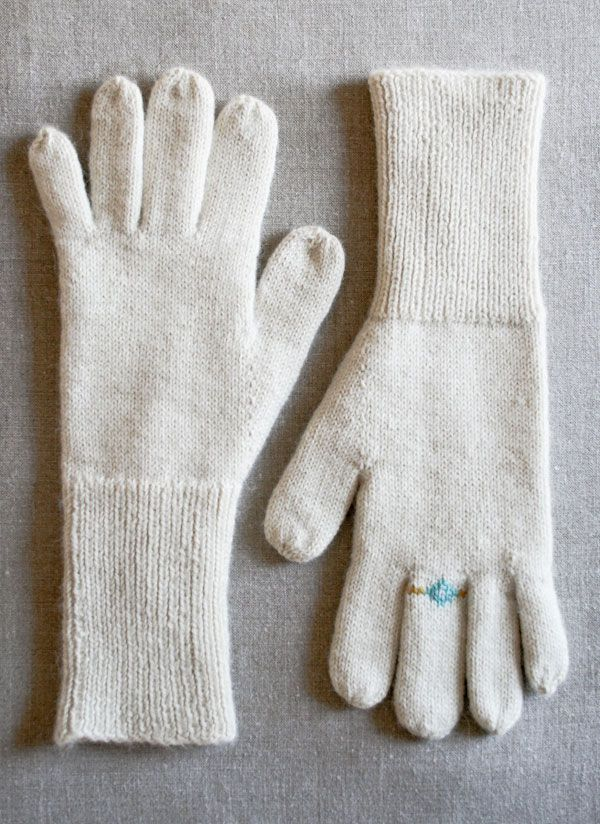 Whit\'s Knits: Gem Gloves | Ropa y zapatos | Pinterest | Guantes ...