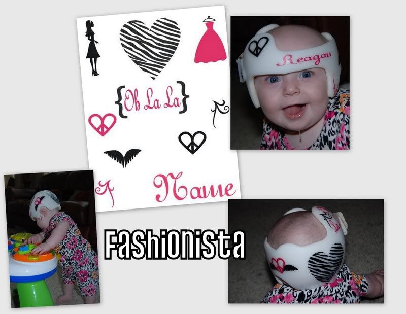 A website to order stickers for a doc band baby pinterest babies