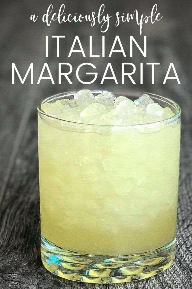 Italian Margarita #tequiladrinks