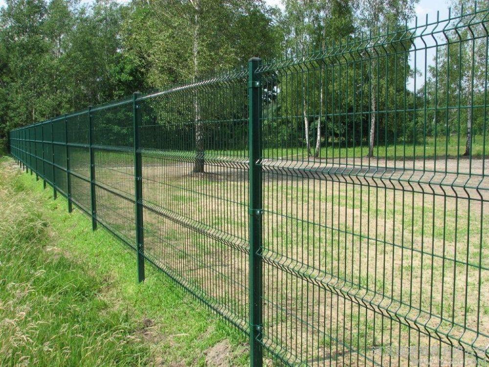 Fiberglass Mesh Series Welded Wire Mesh Pe Security Fence Pe