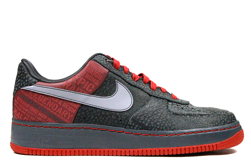 Nike Air Force 1 SPRM '07 (Malone) | Nike air force, Nike