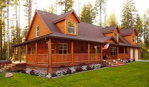 Premanufactured Homes log cabin modular homes simple design with modular homes pictures