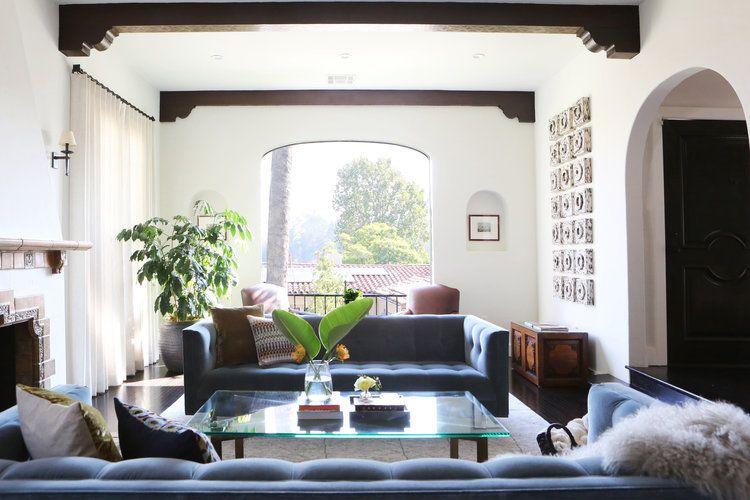 Spanish Modern Living Room Cleo Rosa Interiors Spanish Modern Living Room Spanish Furniture House Interior