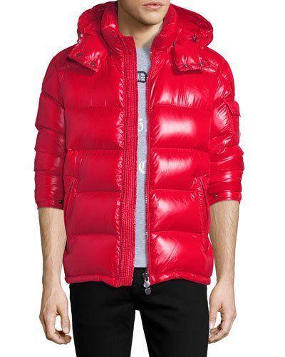 2fd99deb2 MONCLER MAYA SHINY PUFFER JACKET. #moncler #cloth # | Moncler Men ...