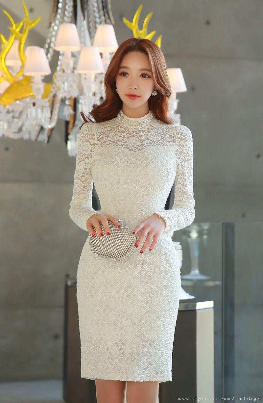 Korean womenus fashion shopping mall styleonme n park soo yeon