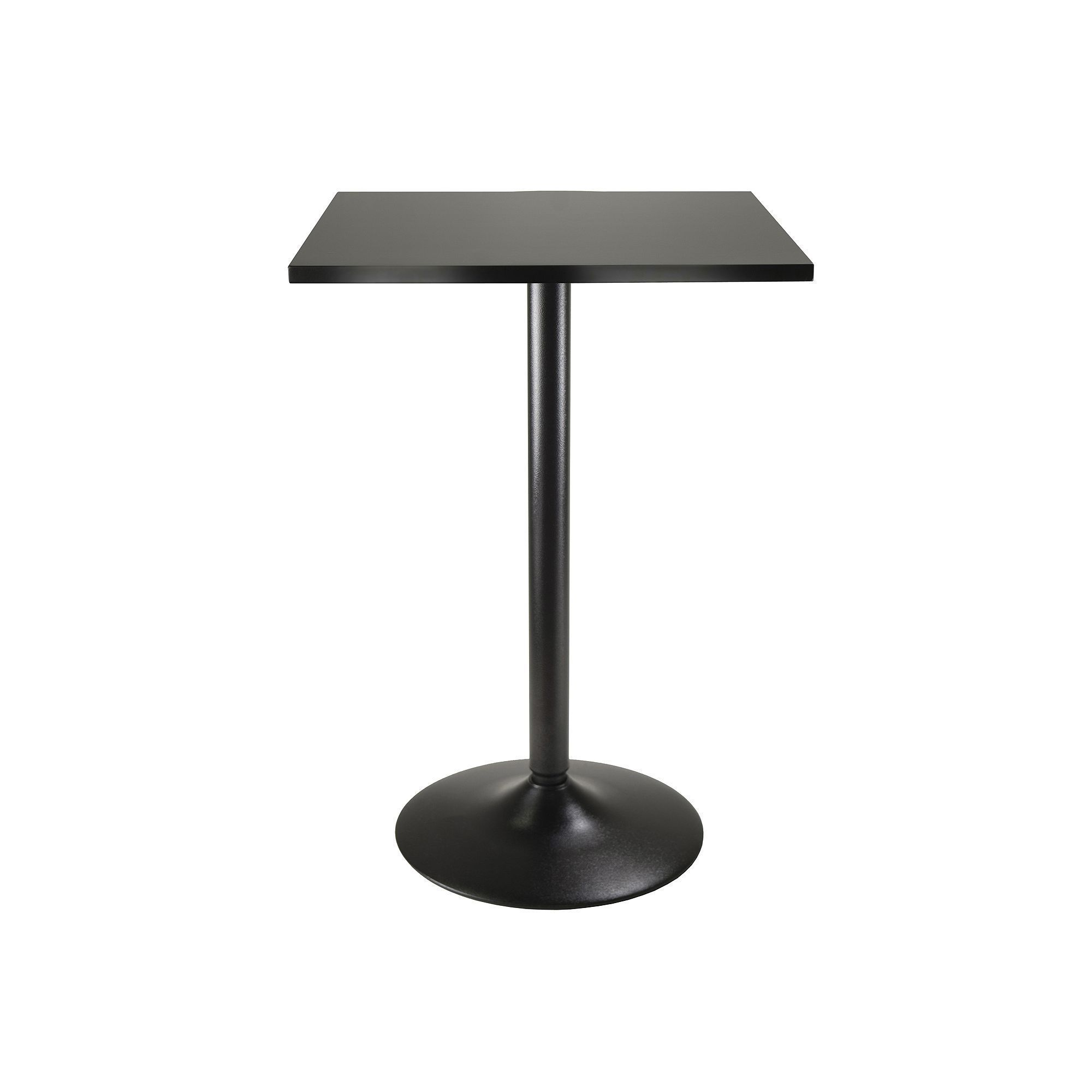 Winsome Obsidian Counter Table, Black