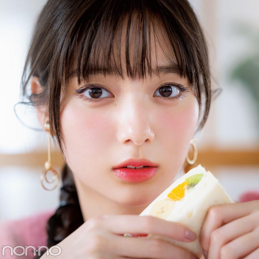 キレイめ優愛の女子会メイク 神コスメ7 で盛っちゃおう 新川優愛 日本人 顔 新川