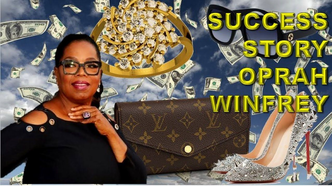 From rags to riches the success story of oprah winfrey