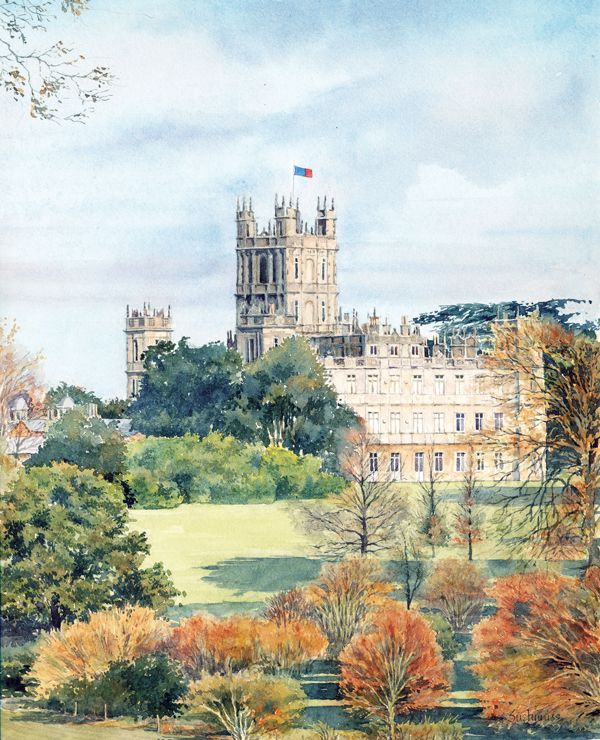 Highclere Castle Online Ticket Sales And Gift Shop The Real Downton Abbey Highclere Castle The Real Downton Abbey Castle