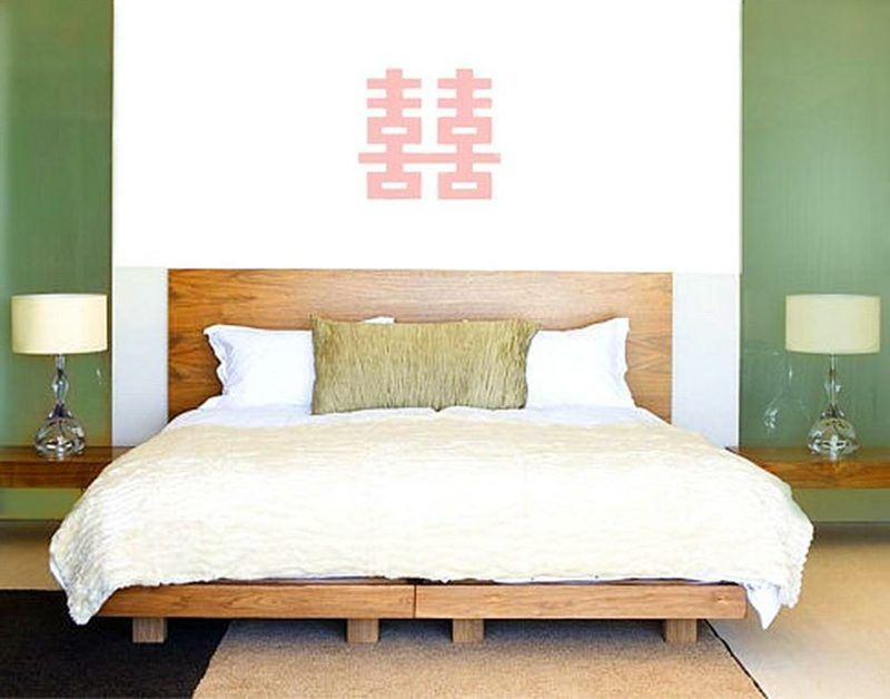 Feng Shui im Schlafzimmer Bedroom decor