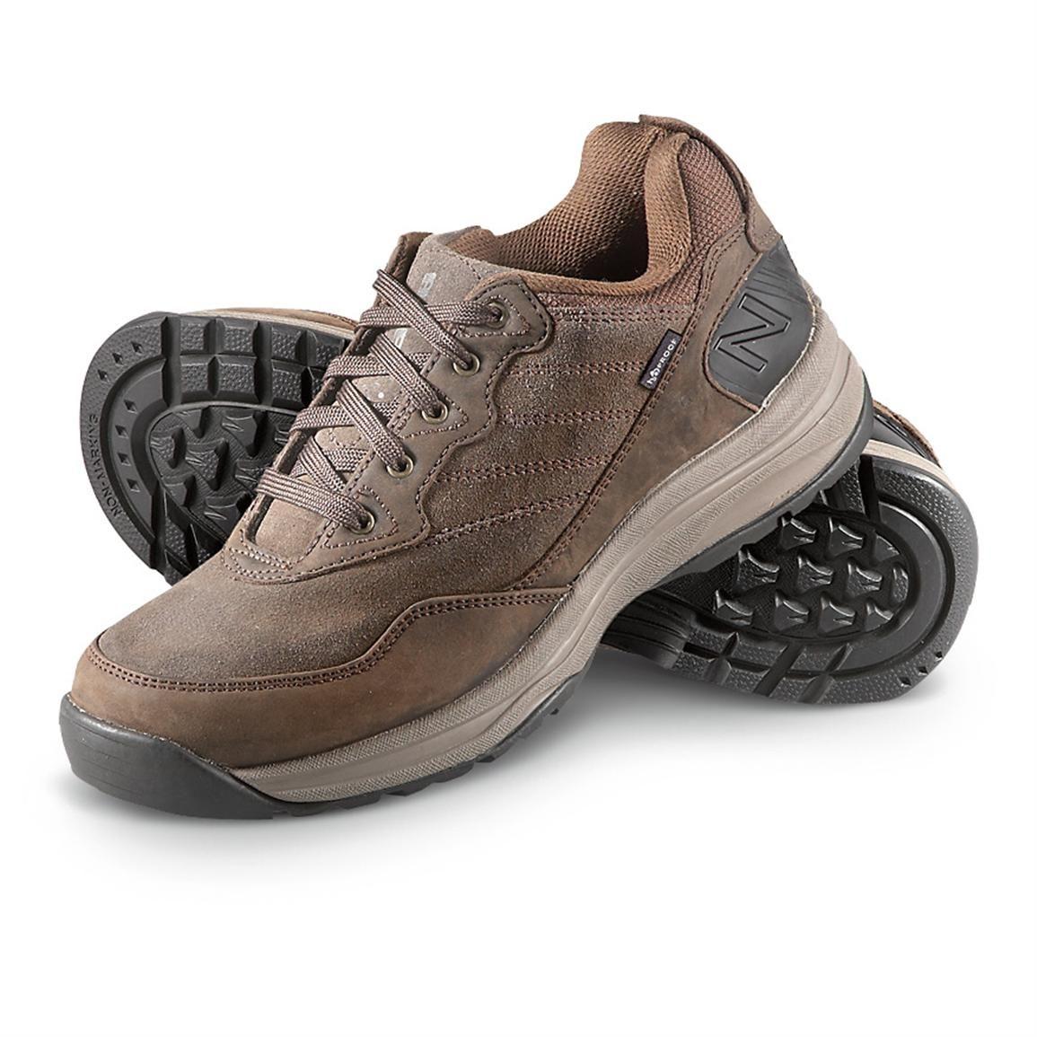 en's New Balance® 968 Country Walking Shoes, Brown | Walking Shoes ...