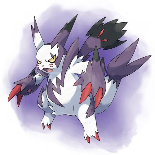 Zangoose evolution
