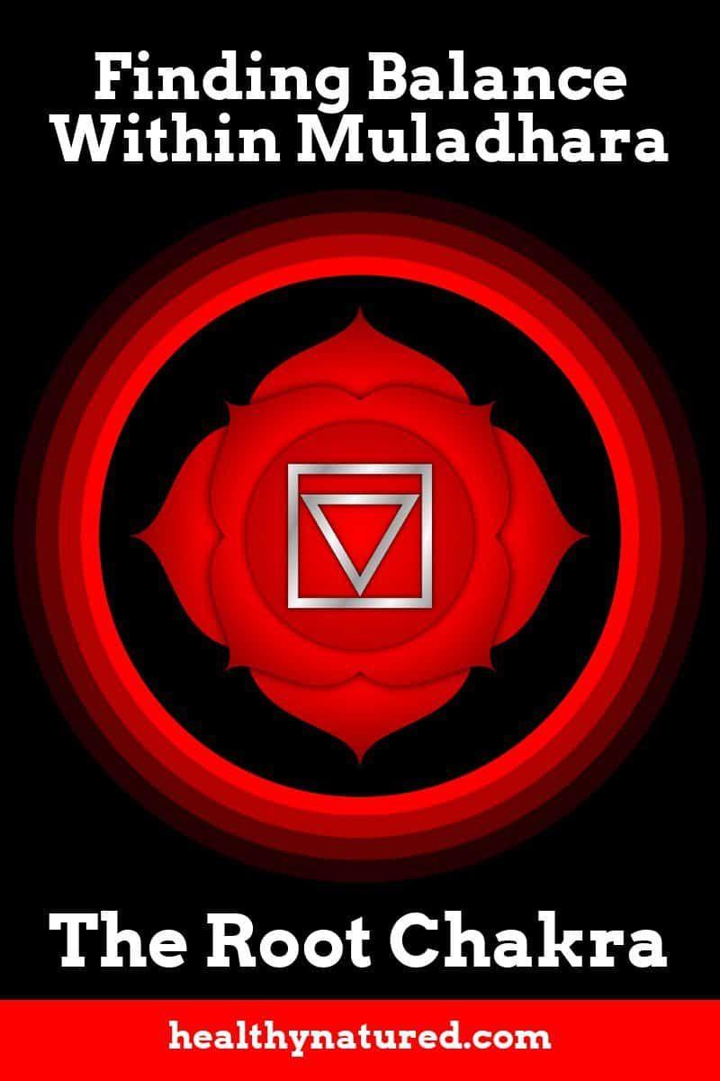 Finding Balance Within Muladhara Root Chakra (Meditation
