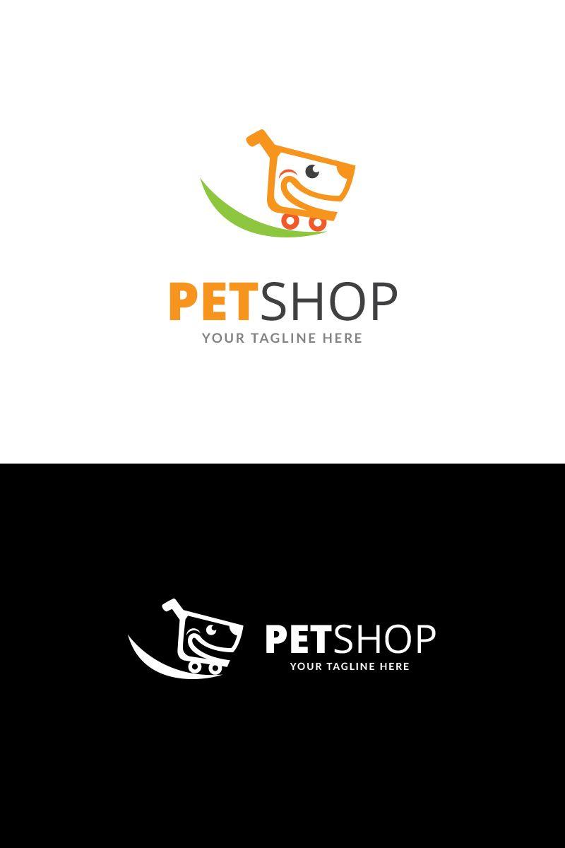 Pet Shop Logo Template Shop Pet Template Logo Logo Pet