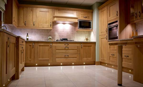 #sensio lighting from HPP for the kitchen