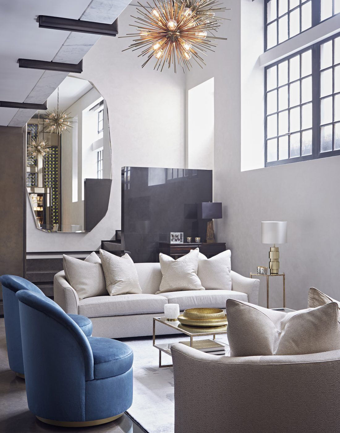 Outstanding Decorating Ideas By Taylor Howes! Interior Design Ideas Luxury  Living Room Modern Living Room
