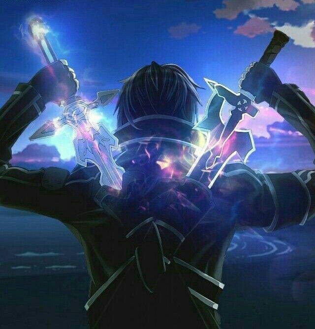 Sword Art Online / Kirito!