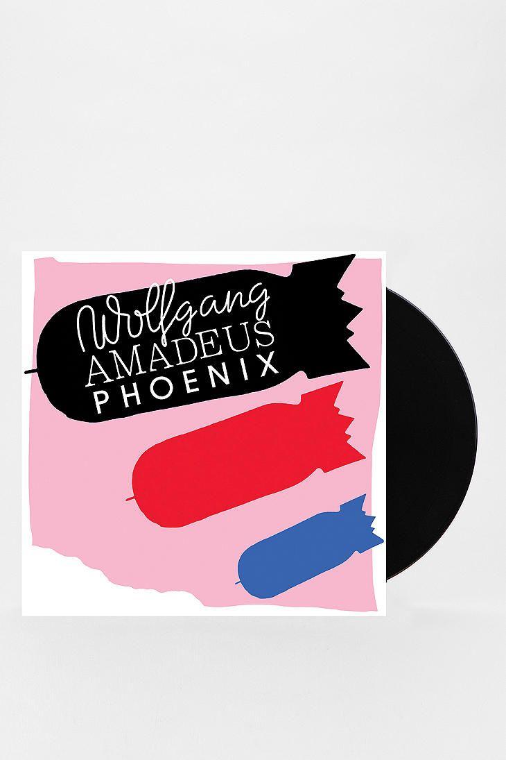 Phoenix Wolfgang Amadeus Lp Mp3 Phoenix Band Phoenix Song Amadeus