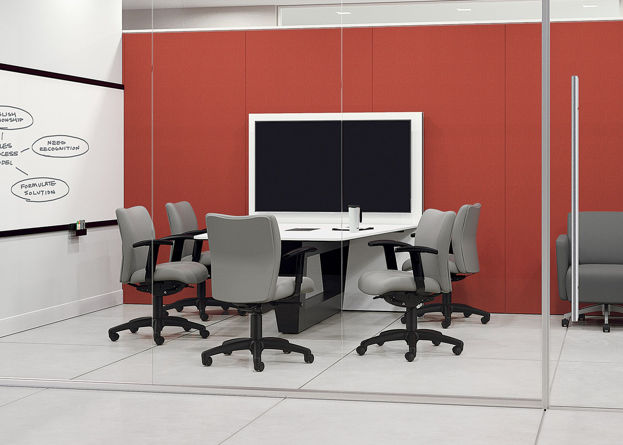 Mio Collaborative Tables National Office Furniture