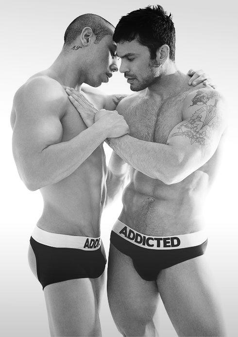Jason morgan for emporio armani underwear
