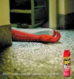 PubliConcept: Raid Spiderman