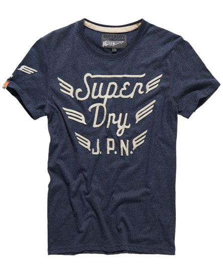 Superdry Tri Wing T-Shirt