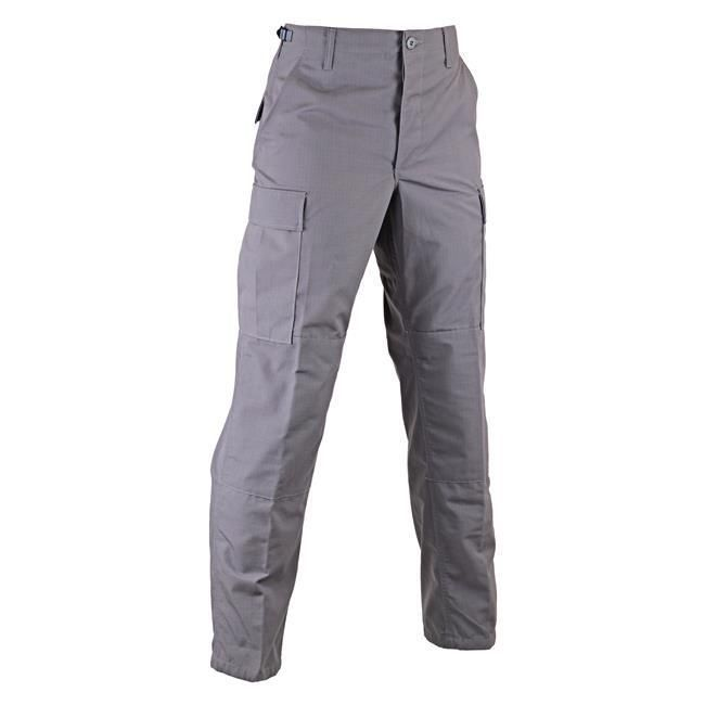Tactical Pant Trouser Gray New Small Poly Cotton Twill BDU #Rothco