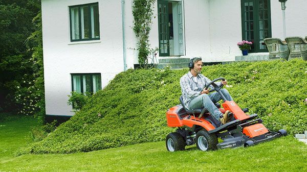 Summer Lawn Maintenance