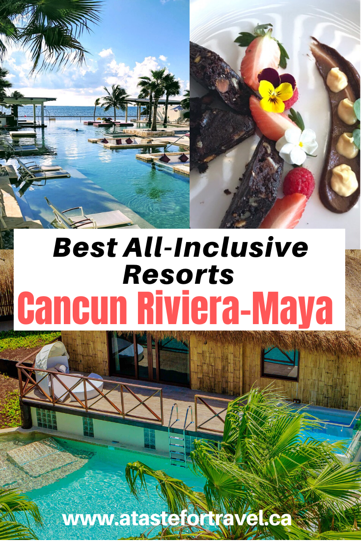 The Best All Inclusive Resorts In Cancun And Riviera Maya All Inclusive Resorts Best All Inclusive Resorts Cancun Mexico Resorts