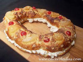Caceroladas: Roscón de Reyes