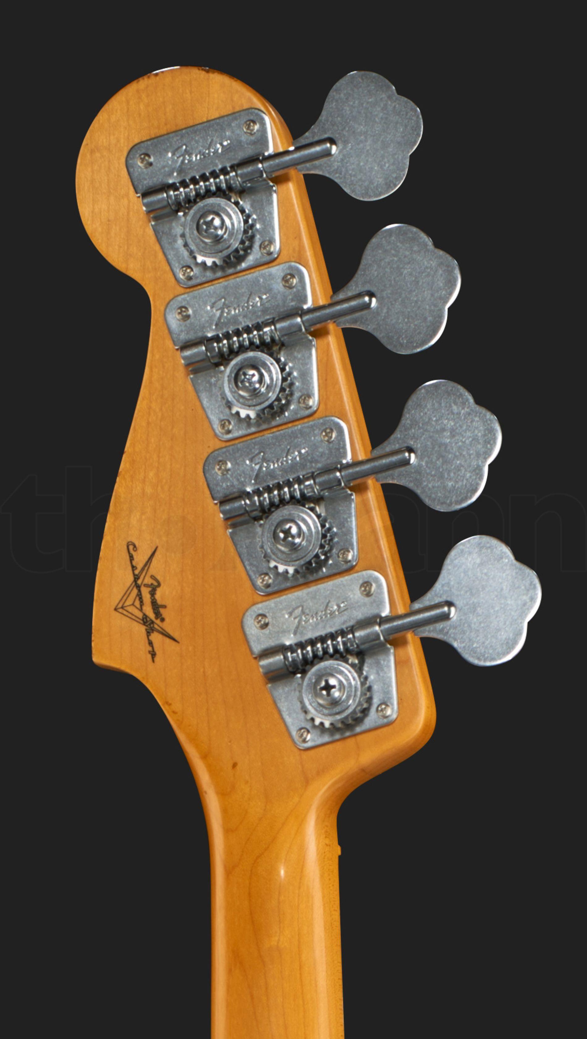 Fender 60th Ann. 70's Preci WN