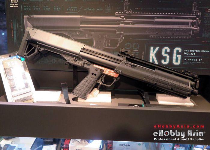 eHobby Asia TM KSG Shotgun