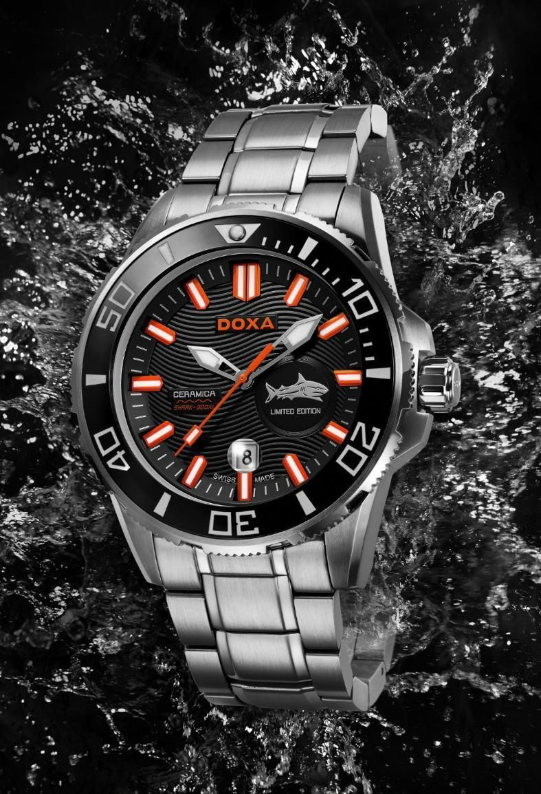 408c309fe Doxa - Into the Ocean XL Diver | Trust Beautiful Timex Watches in ...