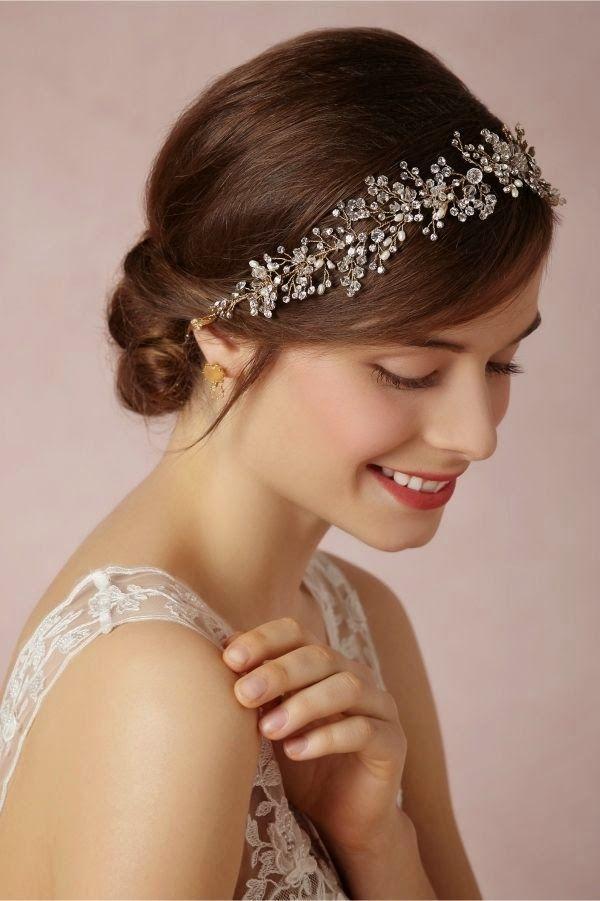 Mi Wedding Diario 10 complementos para el peinado de la Novia