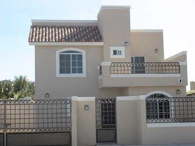 Fachadas mexicanas y estilo mexicano hermosa residencia for Fachadas apartamentos modernos