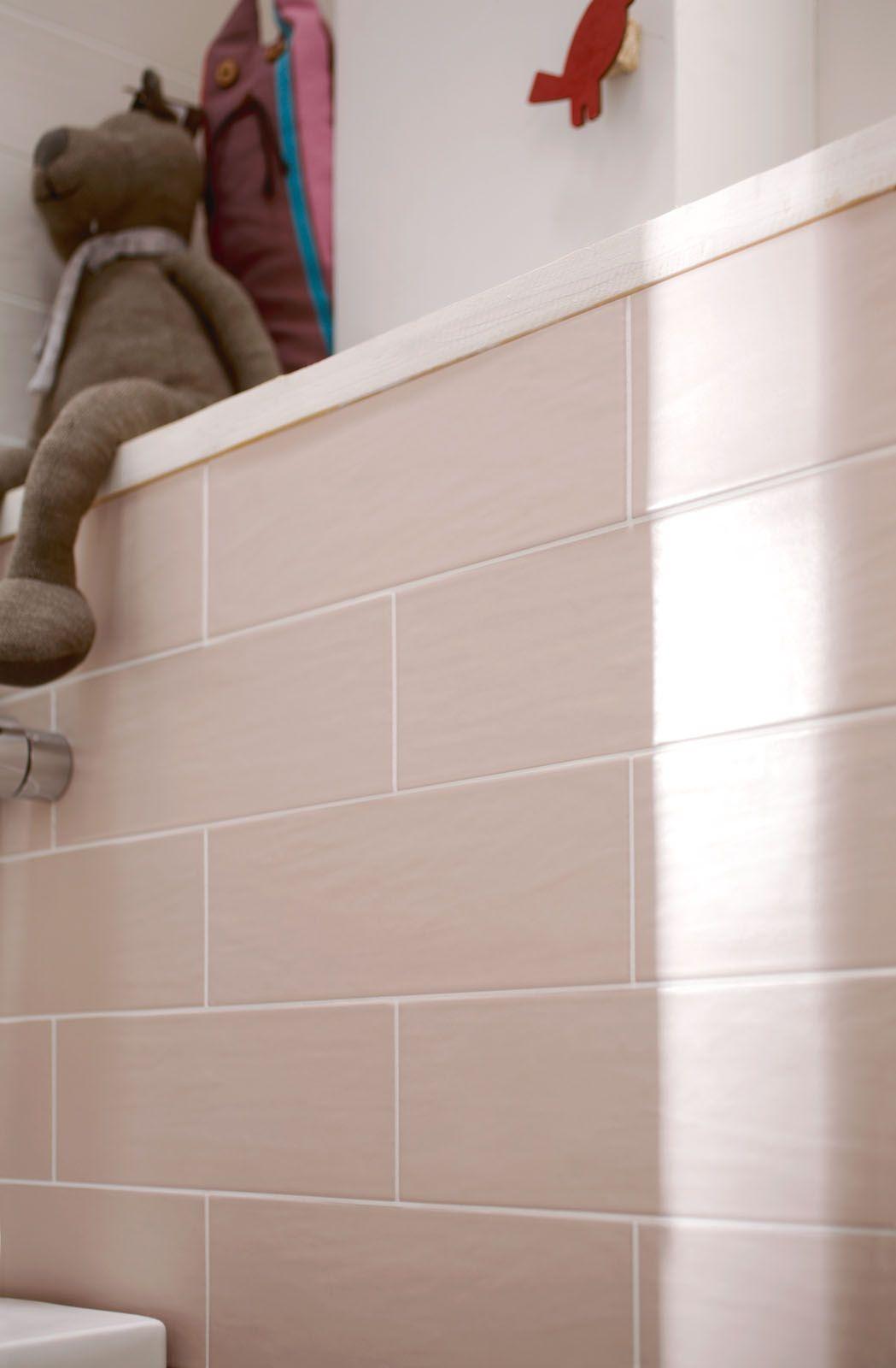 Weekend ceramic tiles Marazzi_3001  Materials  Pinterest  Salle de Bain Salle and Deco