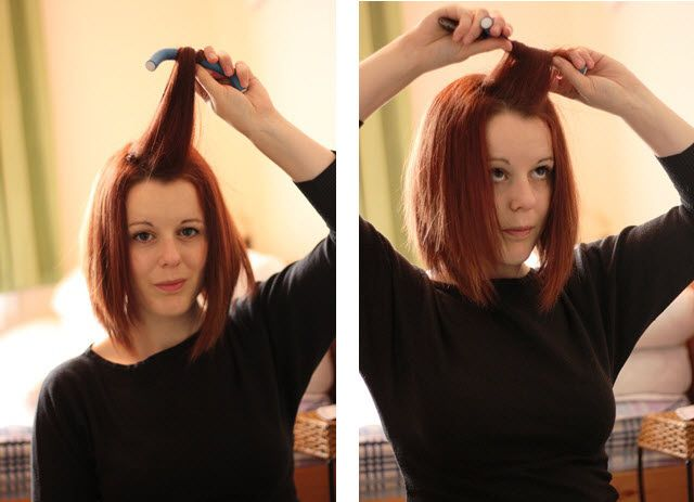 How To Use Bendy Hair Rollers