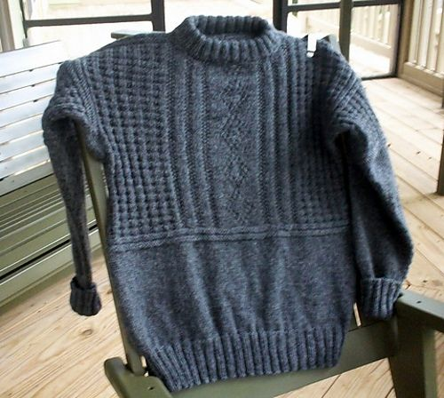 Ravelry Guernseys Ganseys Knit Frocks Fishermens Sweaters