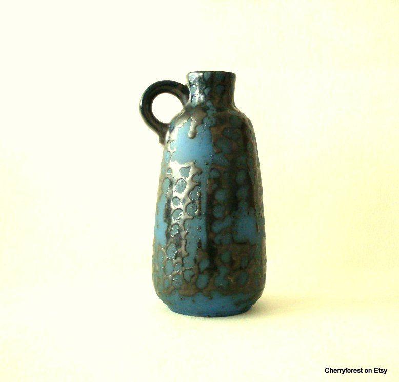 Carstens Tönnieshof vase 1534/20 Luxus series. Mid Century Modern. Modernist vase. by Cherryforest on Etsy