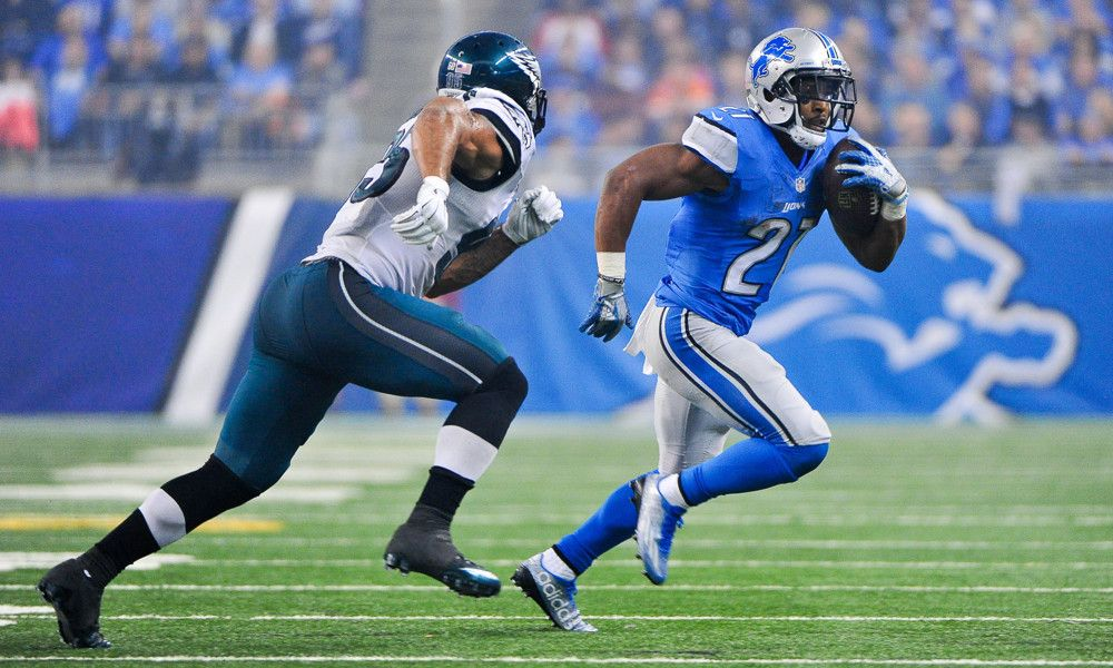Fantasy Football: Ameer Abdullah's future is bright = Not many are talking about it, but Ameer Abdullah has kind of been a bust this fantasy season. A lot have forgotten that Abdullah charged up draft boards after going off in Week 1… of the preseason.....