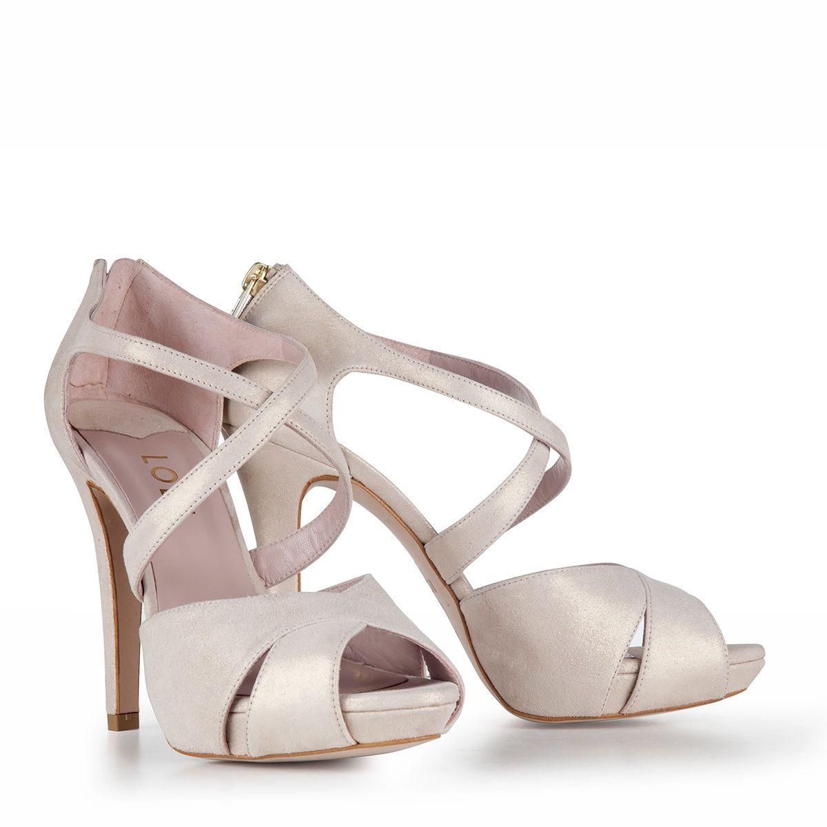 Y Dorado 2019 Zapatos En EscorzoVestidos Goya Lodi Especial W2IDHYE9