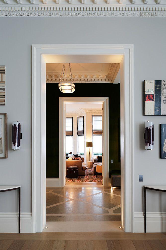 INTERIOR DESIGN LONDON HOUSES South Kensington