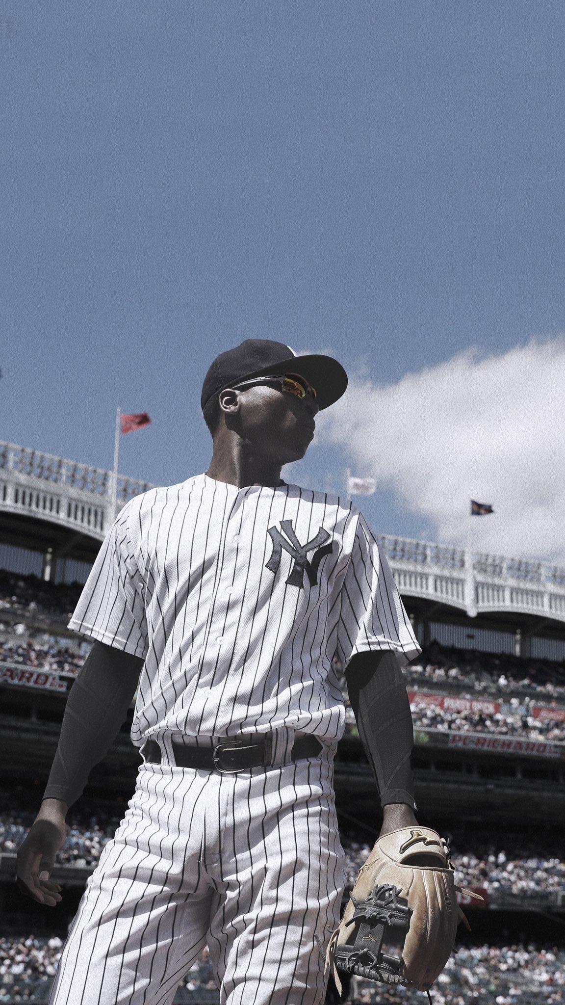 Yankees Install Judge S Chambers In Rf Seats Bronx Pinstripes Bronxpinstripes Com