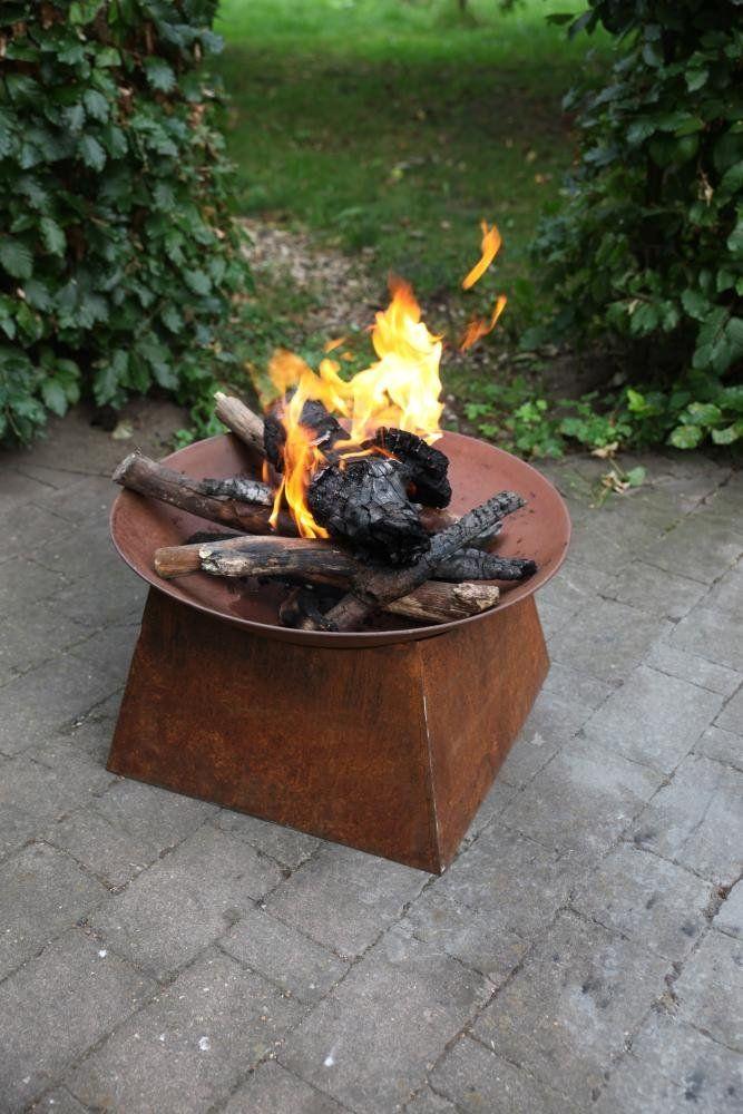 80 Amazon Com Esschert Design Rust Fire Bowl Patio Lawn Garden Fire Bowls Fire Pit Bowl Fire Pit