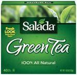 Salada Green Tea Decaffeinated 40ct