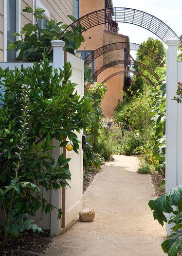 Grace Design Associates | Victory Garden Mews | pergola | Pinterest ...