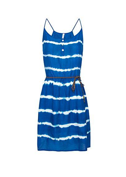 MANGO - CLOTHING - Tie-dye striped dress. MANGO - CLOTHING - Tie-dye  striped dress Cute Summer Dresses ... bbfd21730