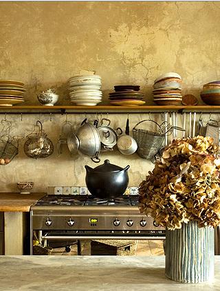 Kitchen inspiration: Casa Lucia – Panzano in Chianti - #Tuscan #Home #Design - Find More Decor Ideas at:  http://www.IrvineHomeBlog.com/HomeDecor/  ༺༺  ℭƘ ༻༻  and Pinterest Boards   - Christina Khandan - Irvine California